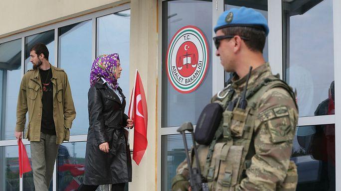 Putschversuch: Prozesse in Istanbul