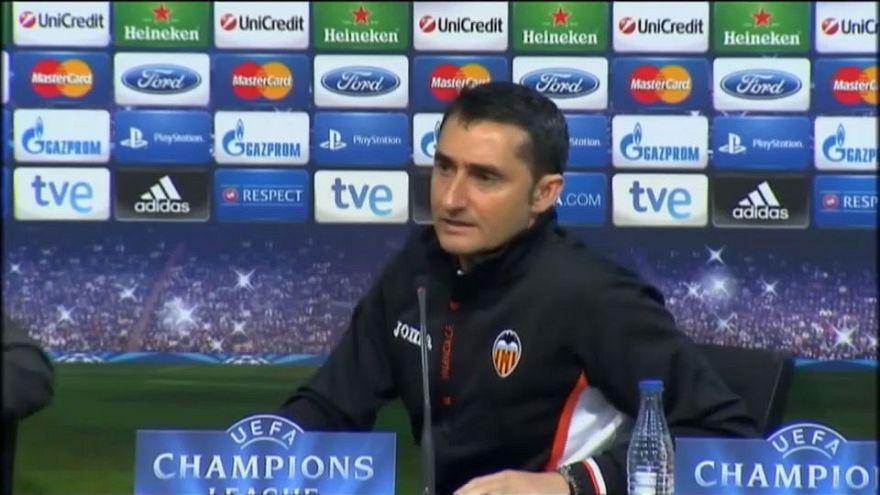 Barcelona'nın yeni teknik direktörü Valverde