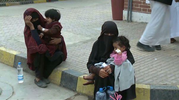 صيحة استغاثة إلى العالم لمساعدة اليمن إنسانيا