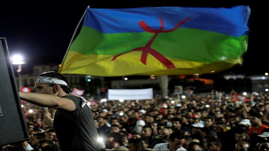 Morocco arrests Rif protest leader Nasser Zefzafi