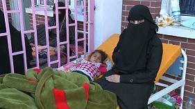 Urgent need for aid to stem Yemen cholera epidemic - WHO