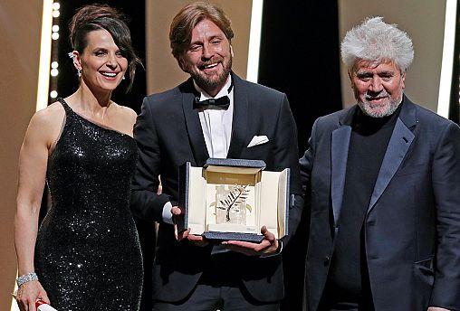 Mal lachen in Cannes: Die Gewinner 2017