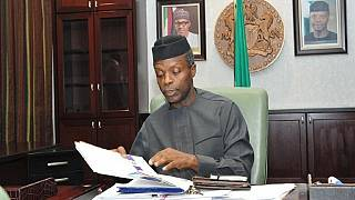 "Nigeria's economy is our ""biggest challenge"" - Acting President Osinbajo"