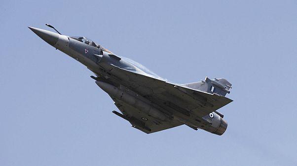 Ελλάδα: Πτώση μαχητικού MIRAGE-2000 – Σώος ο πιλότος
