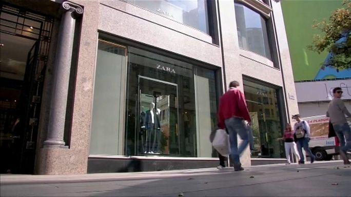 Aceleración del comercio minorista en España