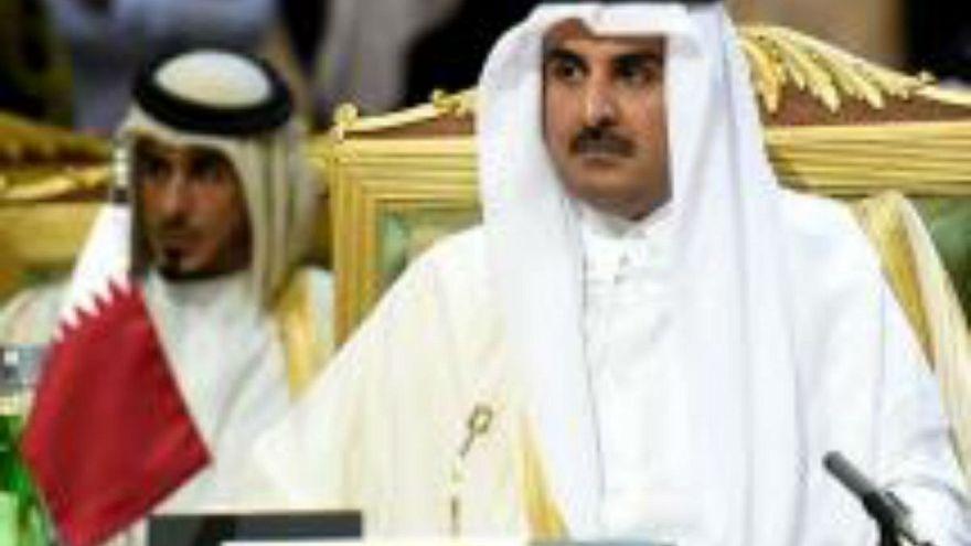 آل الشيخ في السعودية يتبرؤون من أمير قطر