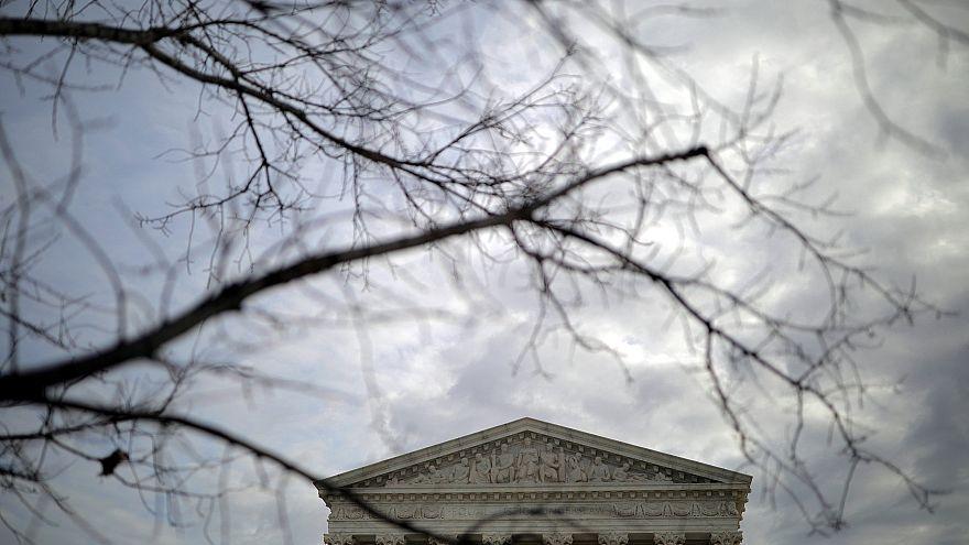 Image: The Supreme Court in Washington on Jan. 22, 2018.
