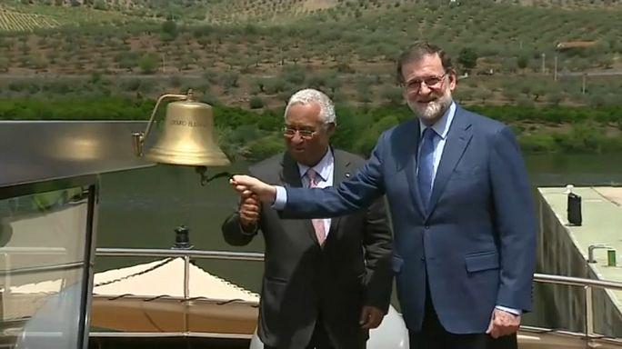 Cumbre hispano-lusa por el Duero