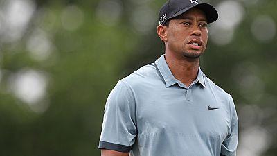Tiger Woods arrêté pour conduite sous influence d'alcool ou de drogue