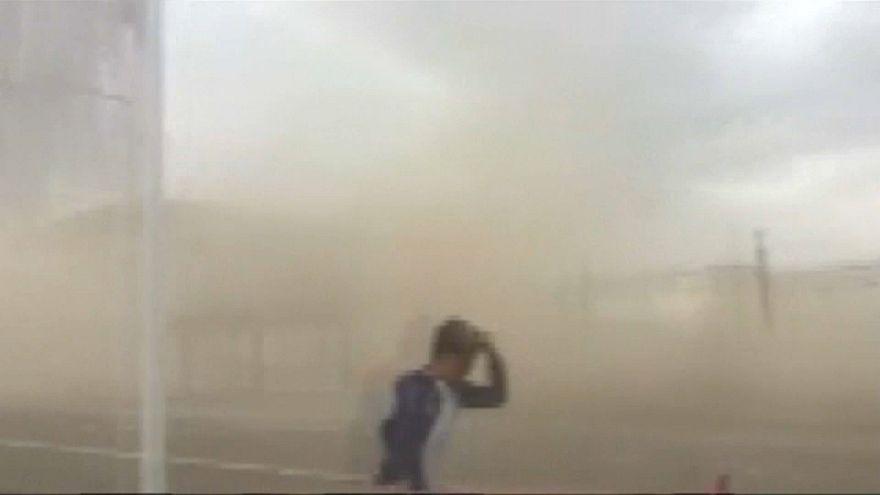 Halálos áldozatokat követelt a moszkvai vihar
