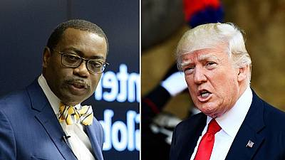 'Trump will do great things with Africa,' with time - AfDB boss