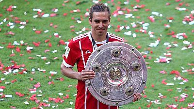 Philipp Lahm intègre le Hall of Fame du Bayern Munich