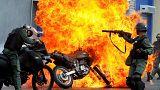 Venezuela: Polizei stoppt Marsch in Gedenken an Protestopfer