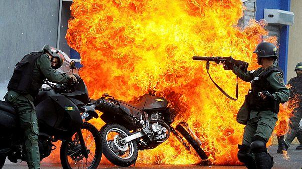 Au moins 59 morts en 59 jours de manifestations contre le président vénézuélien