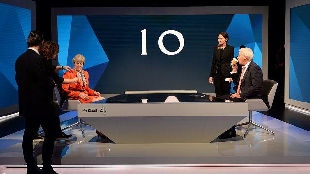 Législatives britanniques : deux visions divergentes du Brexit