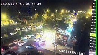 Robbantás Bagdadban