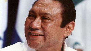 Умер бывший лидер Панамы Мануэль Норьега