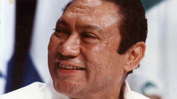 Meghalt Noriega, a volt panamai diktátor