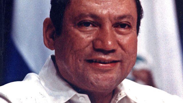 Manuel Noriega, ein Mann der Extreme