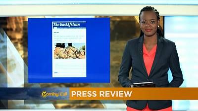 Press Review of May 30, 2017 [The Morning Call]