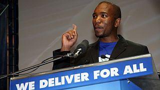 Le leader de l'opposition sud-africain interdit d'entrer en Zambie [no comment]