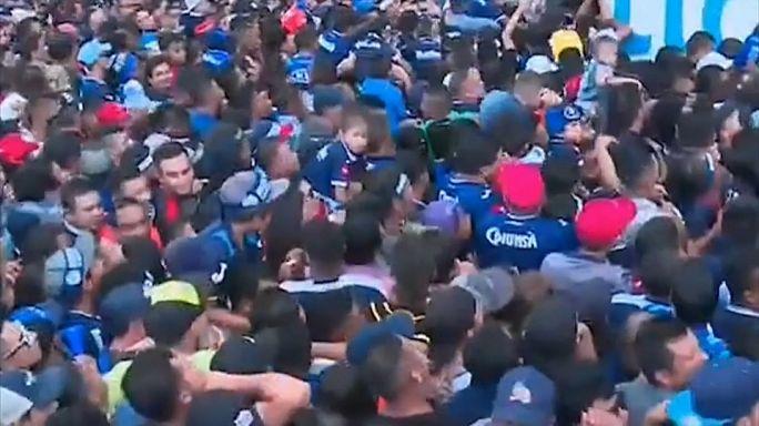 Luto en Honduras y el mundo del fútbol
