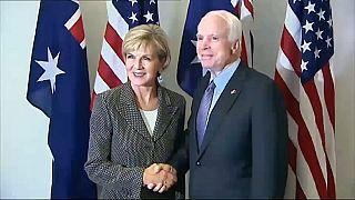 "US-Senator McCain: ""Putin erste Bedrohung"""