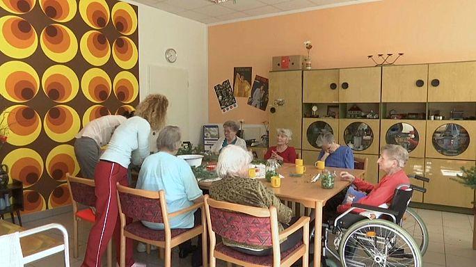 """""""Ostalgie-Therapie"""" gegen Demenz"""