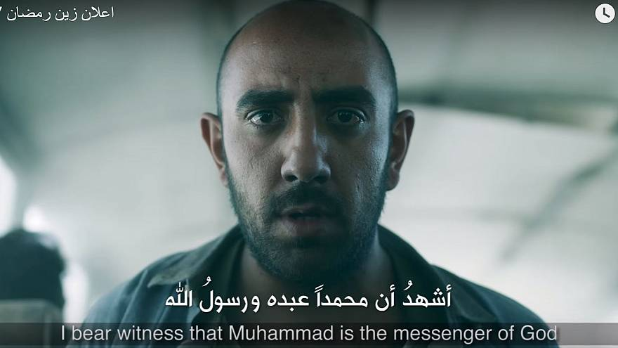 Fight terror with leniency and love: anti-terror TV advert ad goes viral