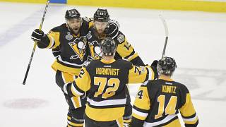 NHL : Pittsburgh prend les devants en finale