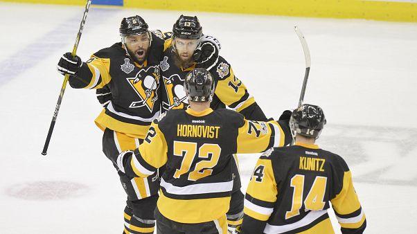 NHL: Pittsburgh gewinnt Finalauftakt