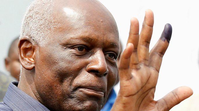 Presidente angolano de regresso a Luanda