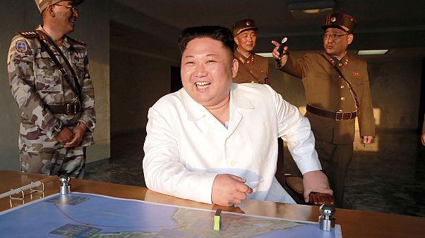 Közös hadgyakorlatot tartottak az amerikaiak és a dél-koreaiak