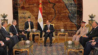 مصر برای مبارزه با شبه نظامیان اسلامگرا در انتظار کمک روسیه است