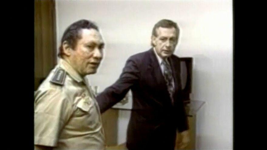 Manuel Noriega, da amico a dittatore da abbattere