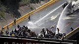 Venezuelanos continuam nas ruas