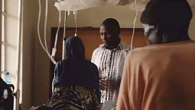 Refugee nurse gives back to refugee community in Uganda