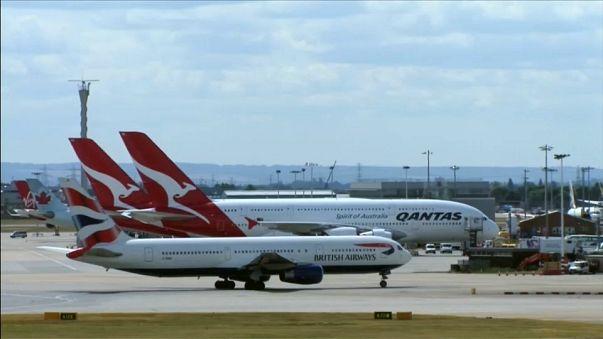 British airways torna a volare