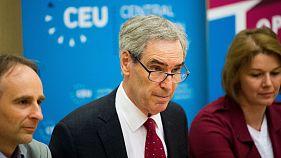 Budapesten marad a CEU a 2017/2018-as tanévben