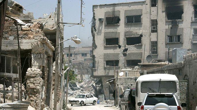 إنخفاض في عدد ضحايا الغارات الروسية في سوريا خلال شهر