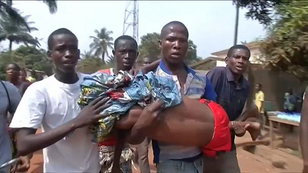 UN fears growing war crimes in Central African Republic
