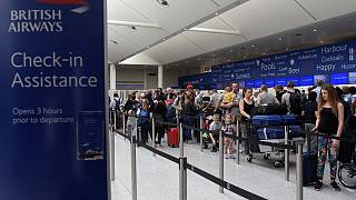 British Airways flights resume after very bumpy holiday weekend