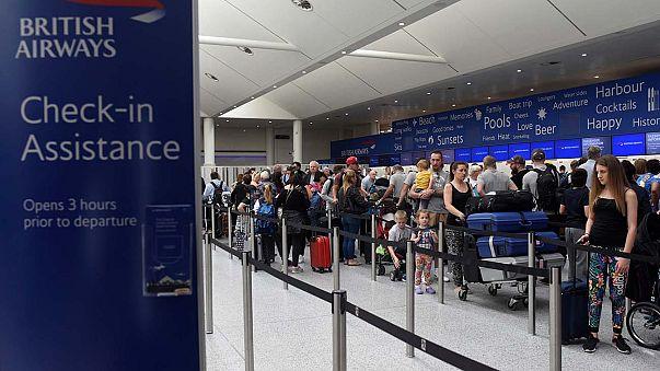 British Airways flights resume after very bumpy holiday weekend