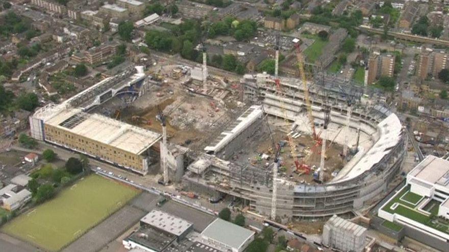 Hang up your Spurs: Tottenham Hotspur build new stadium