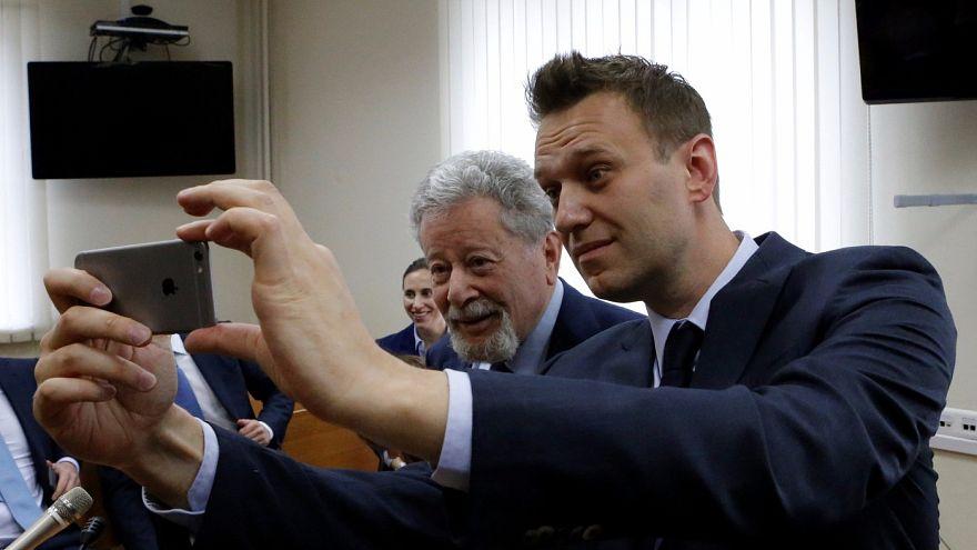 Moscow court hears Usmanov v Navalny defamation case