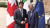 Gentiloni: sì a più Europa