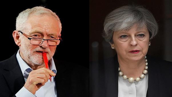 مناظره تلویزیونی رهبران دو حزب اصلی بریتانیا
