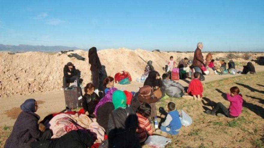 قلق أممي بشأن 41 سوريا محاصرين على الحدود الجزائرية المغربية