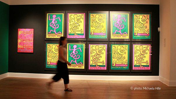 Keith Haring: New Yorker Männchen in Hamburg