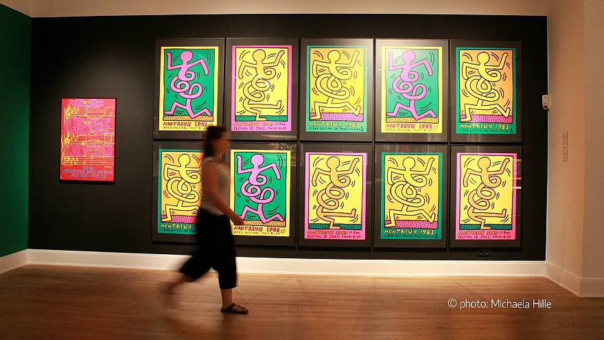 Keith Haring: New Yorker Männchen in Hamburg